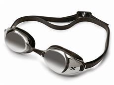 2XU Stealth Mirror Schwimmbrille black/black UQ3979k