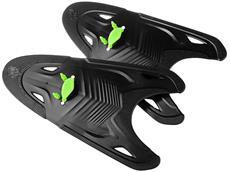 Mad Wave Freestyle Paddels Hand-Paddle - black