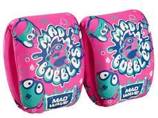 Mad Wave Foam Schwimmflügel Schwimmhilfe pink 0-2 Jahre