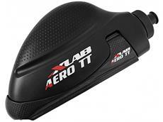 Xlab Aero TT Flaschenhalter inkl. Trinkflasche 600 ml, schwarz