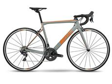 BMC Teammachine SLR02 One Ultegra Rennrad - 56 grey/orange