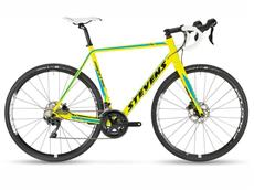 Stevens Prestige Cyclocrossrad - 52 neon yellow