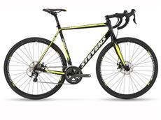 Stevens Tabor Cyclocrossrad - 47 velvet black