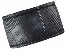 Craft Livigno Printed Headband - L/XL black