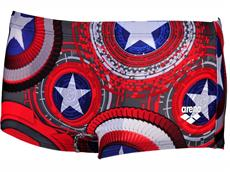 Arena Marvel Short Badehose Low Waist