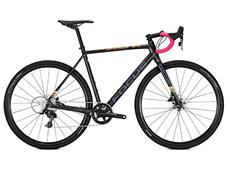 Focus Mares Apex 1 Cyclocrossrad - 58/XL black freestyle