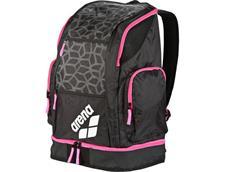 Arena Spiky 2 Large Backpack Rucksack 40 Liter - black/x-pivot/fuchsia