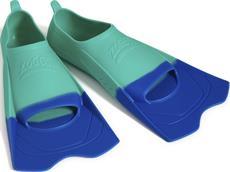 Zoggs Ultra Blue Fins Training Schwimmflossen