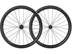 Zipp 302 Carbon Clincher Laufradsatz SRAM/Shimano schwarze Aufkleber