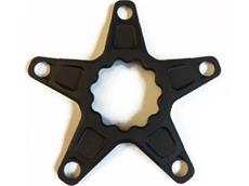 Rotor 3D+ Spider schwarz 110er Lochkreis