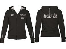 DSW Darmstadt Arena Teamline Damen Hooded Jacket