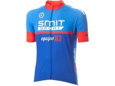 equipeRED Smit Sport Trikot kurzarm blue