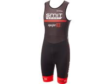 equipeRED Smit Sport Herren Triathlon Body Short Distance grey