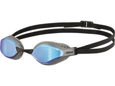 Arena Air Speed Mirror Schwimmbrille blue/silver - Bishamon
