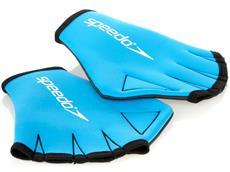 Speedo Aqua Glove Aqua Jogging Handschuh blau