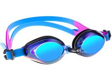Mad Wave Aqua Rainbow Junior Schwimmbrille blue
