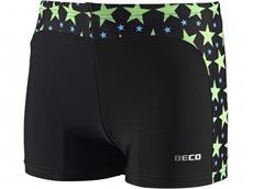 Beco Aqua Square Leg Badehose Jungen