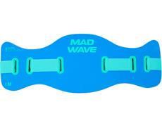 Mad Wave Aquabelt Aqua Jogging Gürtel blue
