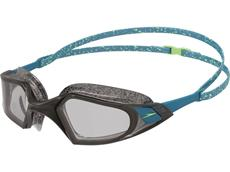 Speedo Aquapulse Pro Schwimmbrille nordic teal-black/light smoke