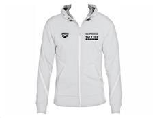 Arena Teamline Hooded Jacket Kampfrichter Kapuzenjacke mit Reißverschluss