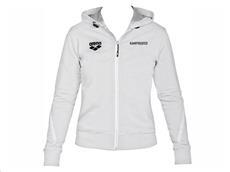 Arena Teamline Damen Hooded Jacket Kampfrichter Kapuzenjacke mit Reißverschluss