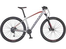 Scott Aspect 930 Mountainbike - XS pale grey/anthracite/red