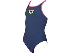 Arena Biglogo Mädchen Badeanzug Swim Pro Back