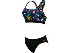 Zoggs Blast Schwimmbikini Muscle Back