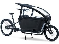 Cube Cargo Hybrid Urban Elektrorad iridium'n'black