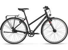 Stevens City Flight Lady Cityrad Bike Bild edition - 54 velvet black