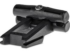Cube Click Satteladapter black