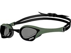 Arena Cobra Ultra Schwimmbrille - smoke/army/black