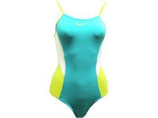 Nike Color Surge Mädchen Badeanzug V-Back