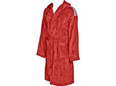 Arena Core Soft Robe  Bademantel - L red/white