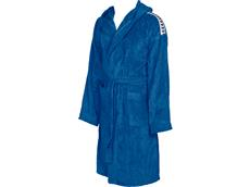 Arena Core Soft Robe  Bademantel - M royal/white
