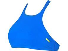 Arena Crop Think Schwimmbikini Oberteil Rule Breaker - XXS pix blue/yellow star