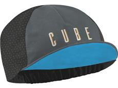 Cube Cross Race Cap grey'n'blue