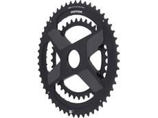 Rotor DM Doppel-Kettenblatt schwarz