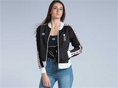 Arena Damen Relax IV Team Mizu Jacket - S black/white