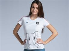 Arena Damen Team Mizu T-Shirt