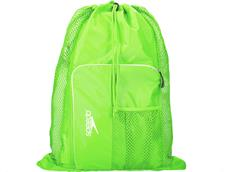 Speedo Deluxe Ventilator Mesh Bag Tasche - green