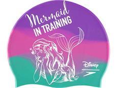 Speedo Disney Little Mermaid Silikon Badekappe