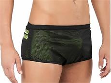 Mad Wave Drag Shorts Reversible black Widerstandshose