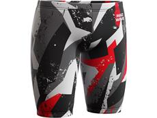 Mad Wave Drive Junior J1 Jammer Badehose red