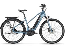 Stevens E-Courier Luxe Lady Elektrorad - 46 mineral grey