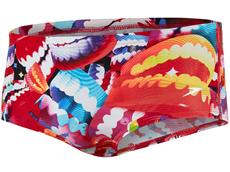 Speedo Electric Gem Flipturns Print Badehose Brief 14 cm - Endurance+