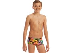 Amanzi Electric Oasis Boy Trunk Badehose