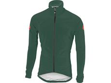 Castelli Emergency Regenjacke - M forest/grey