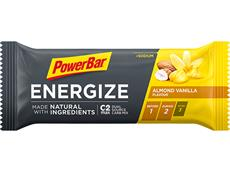 PowerBar Energize Riegel 55 g Made With Natural Ingredients