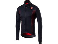 Castelli Espresso 5  Winterjacke - XXL light black/red